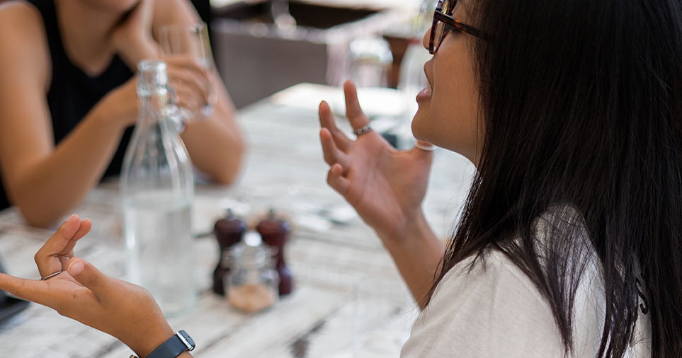 3 Pasos fáciles para iniciar una conversación espiritual